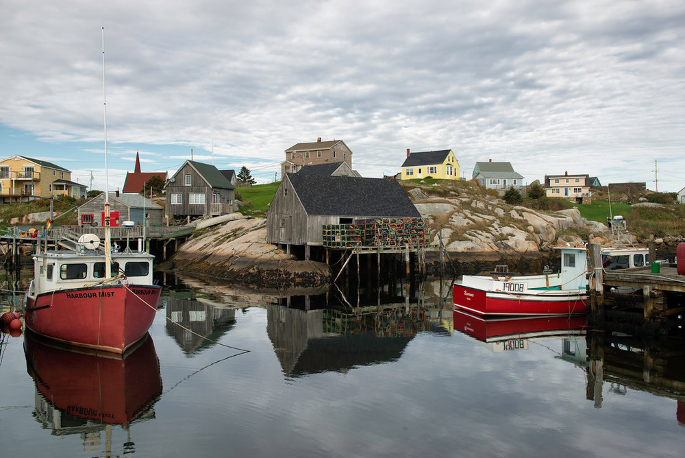 """Peggy's Cove Nova Scotia"""