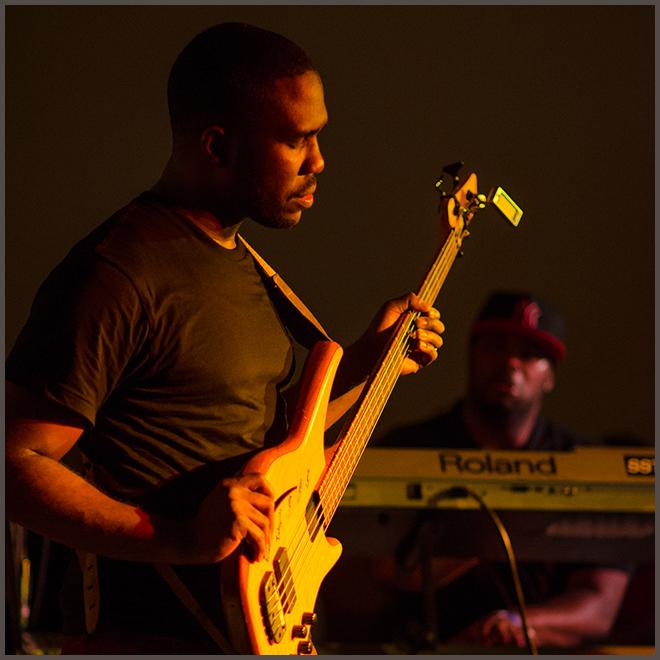 Derrick Hodge - San Jose Jazz Festival