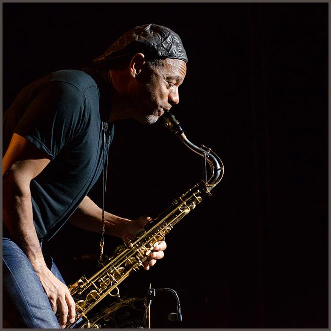 Kirk Whalum - Sunset Jazz Festival