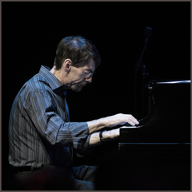 Fred Hersch - UC Davis, Mondavi Center for Performing Arts