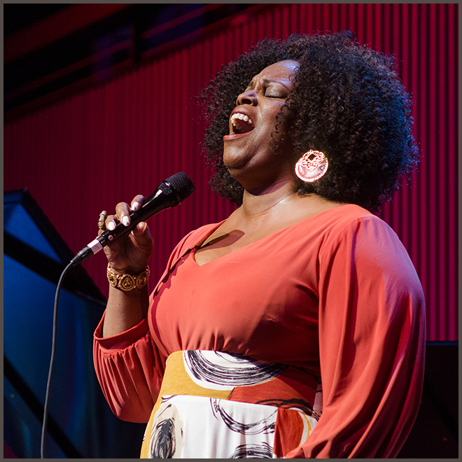 Dianne Reeves - SF Jazz