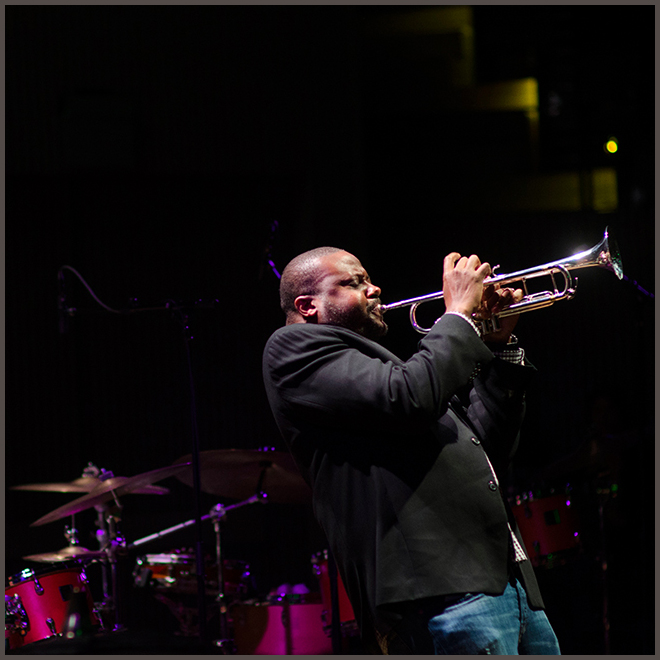 Sean Jones - SF Jazz