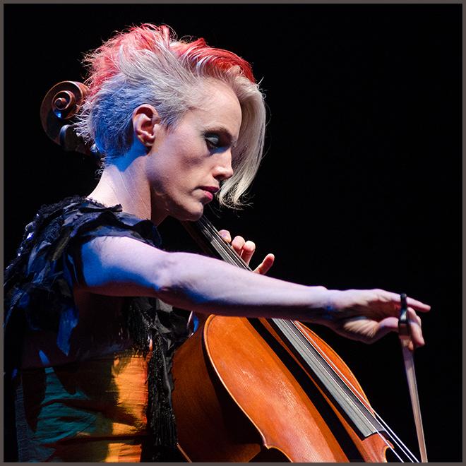 Zoe Keating - SF Jazz