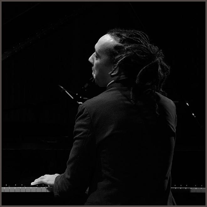 Gerald Clayton - Monterey Jazz Festival