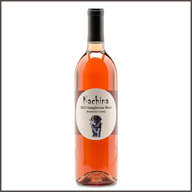 Kachina Vineyards - Label Design & Product Photography