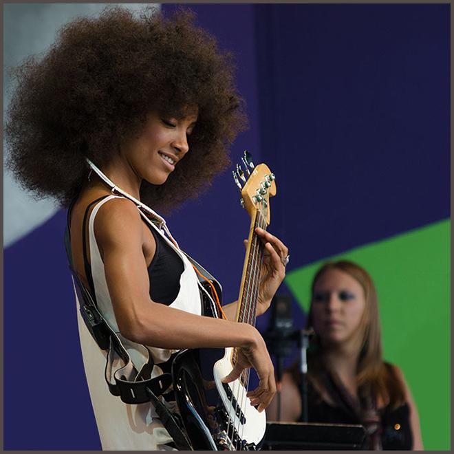 Esperanza Spalding - Monterey Jazz Festival