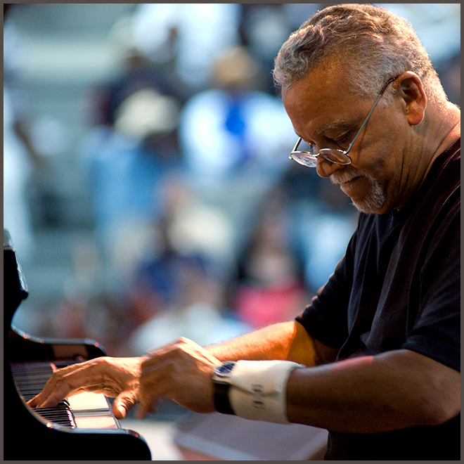 Joe Sample - Berkeley Jazz Festival
