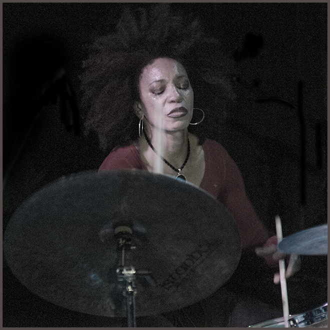Cindy Blackman-Santana - SF Jazz