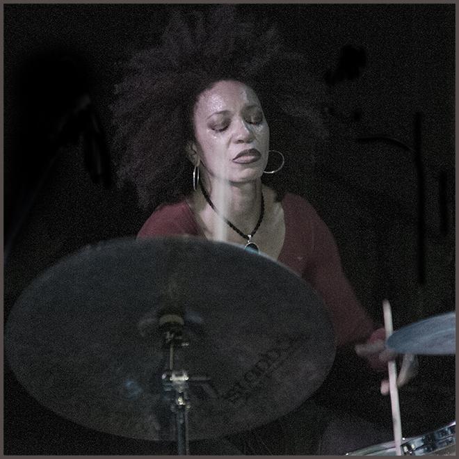 Cindy Blackman-Santana - SF Jazz