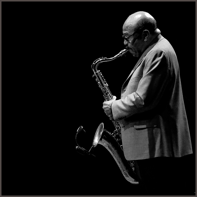 James Moody - SF Jazz