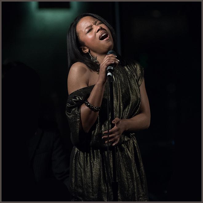 Tiffany Austin - SF Jazz 2015
