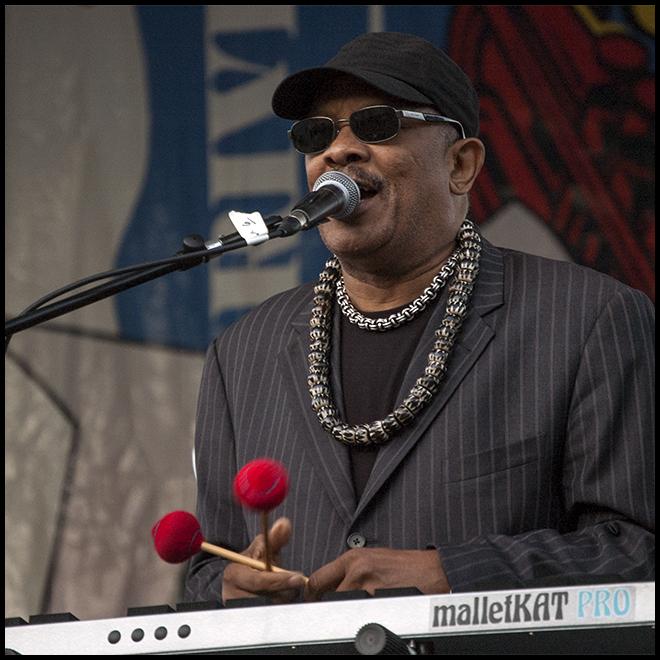 Roy Ayers - Berkeley Jazz Festival