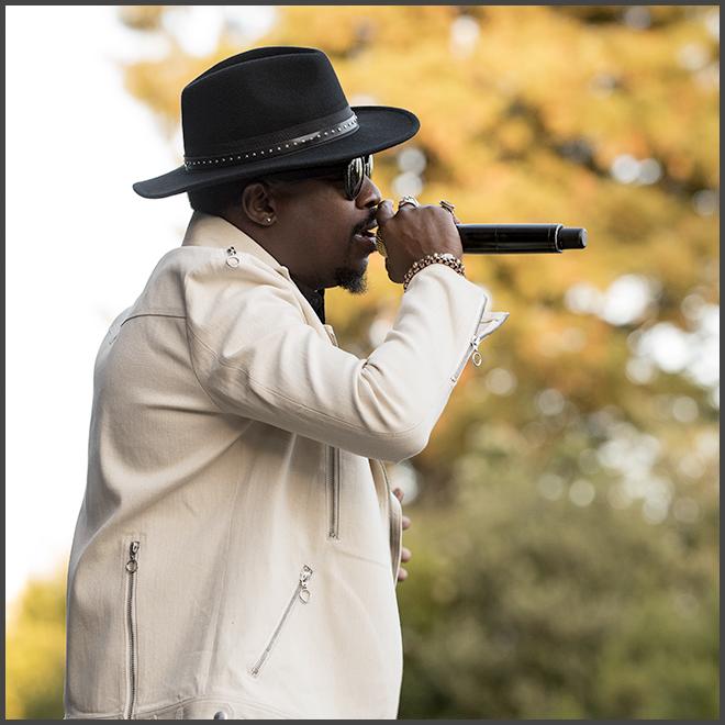 Anthony Hamilton - Oakland Jazz Festival 2016