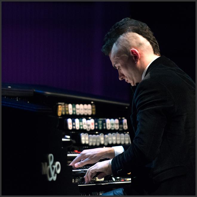 Cameron Carpenter – SF Jazz