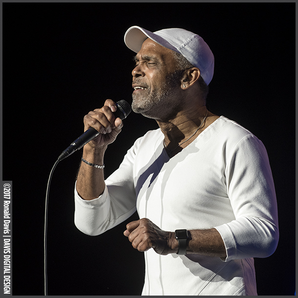 Frankie Beverly and Maze at the Stone Soul Concert