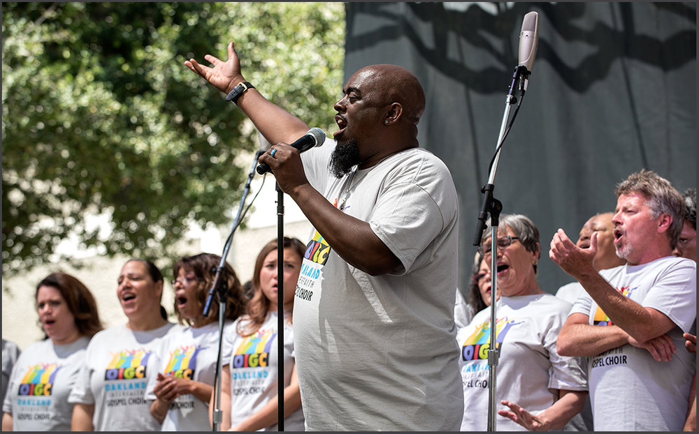 Oakland Interfaith Gospel Choir