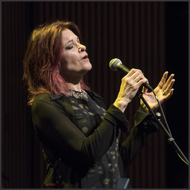 Roseanne Cash - SF Jazz 2018
