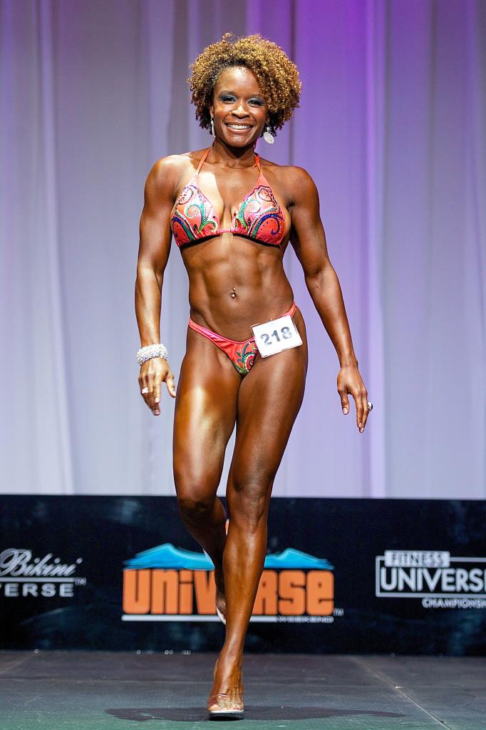 Fitness Universe Miami 2012