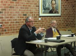 Paul Russell debating Philip Nitschke