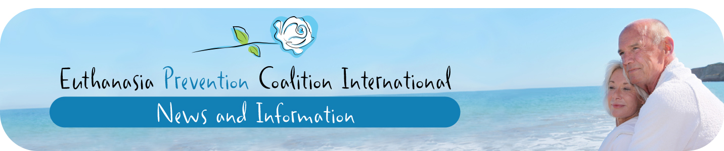 Euthanasia Prevention Coalition International News and Information
