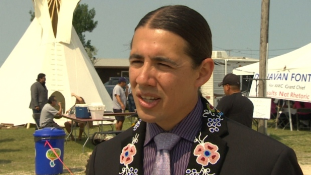 Robert-Falcon Ouellette MP Winnipeg Centre