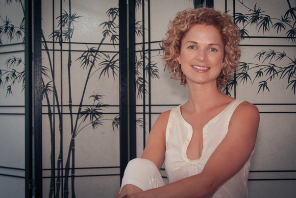 Marie Aspling, founder and owner of Balans and balans organic spa.