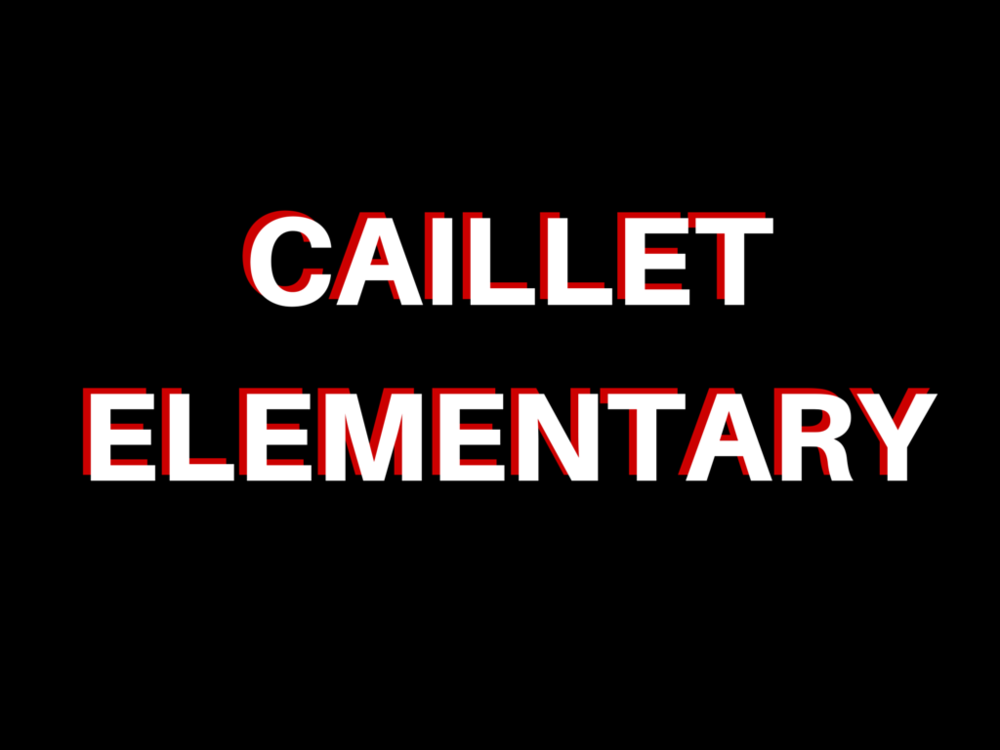 Help serve our neighbors, the students at Caillet Elementary, through reading, tutoring, and spending time with them. Click on the Caillet Elementary sign to fill out a volunteer application with the DISD.