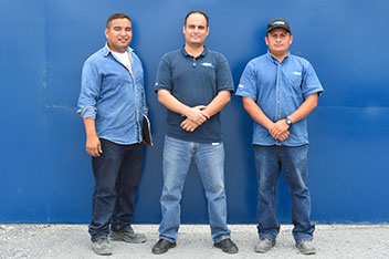 Jaguar Transportation Drivers