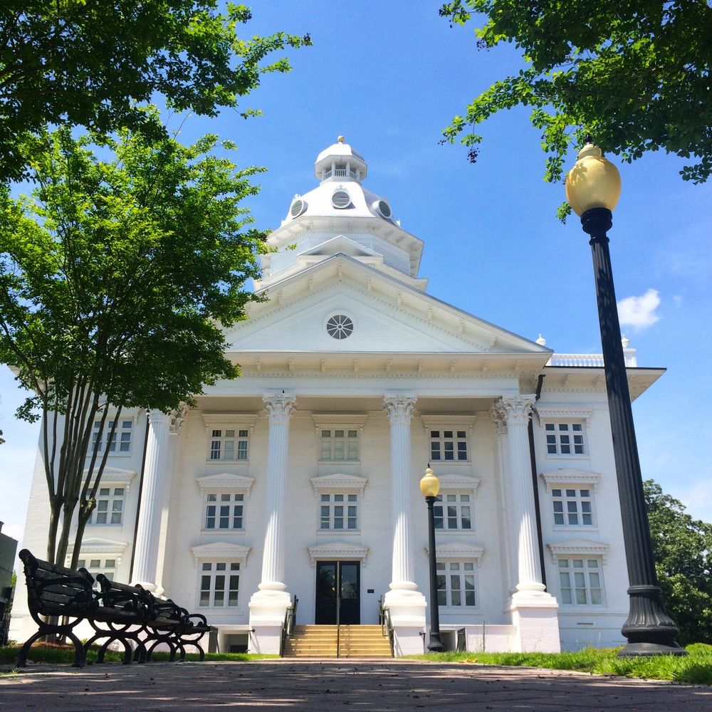 The Courthouse in Moultrie, Ga