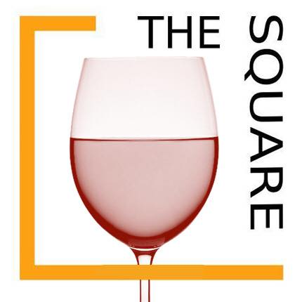 the square restaurant wine list