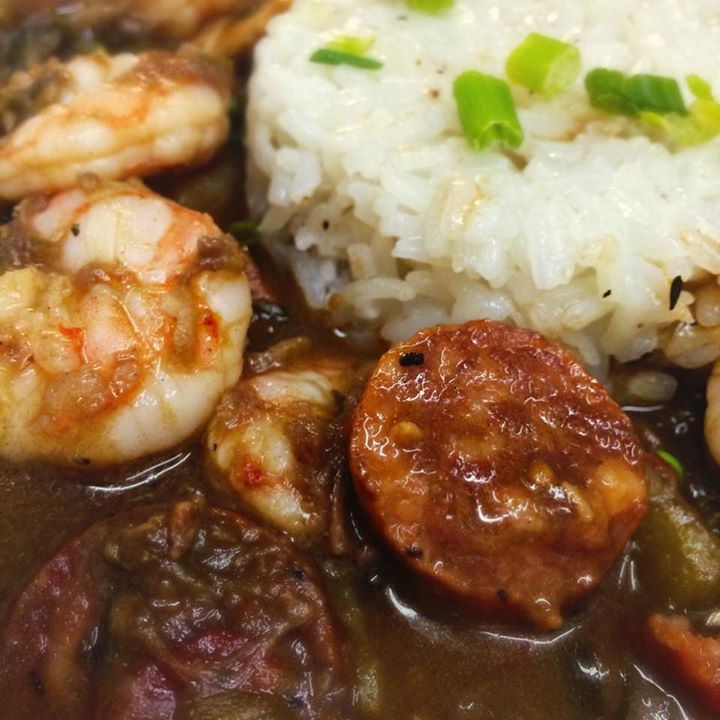 Gumbo at The Square