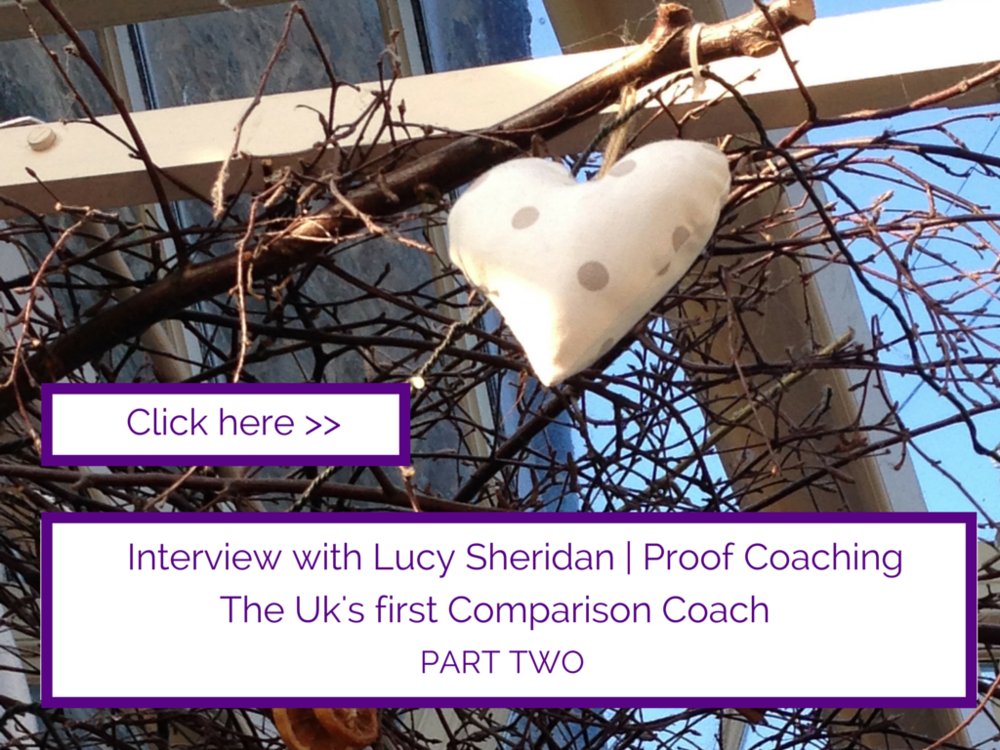 Interview with Lucy Sheridan Part Two