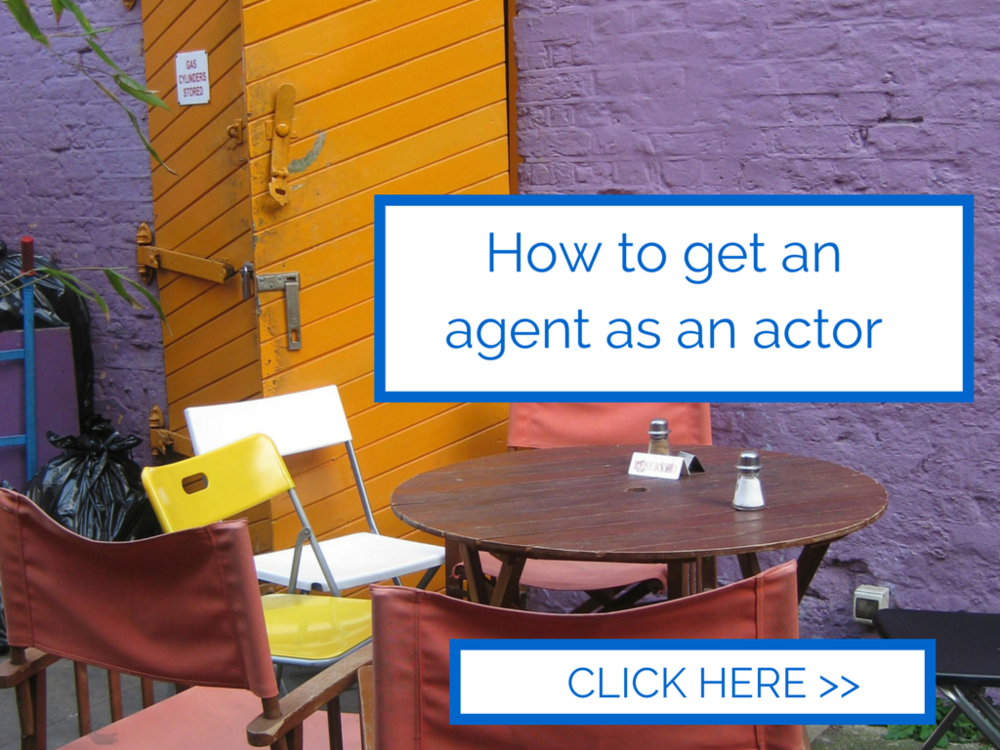 How to get an agent as an actor