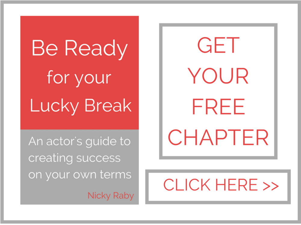 Free Chapter | Be Ready for your Lucky Break