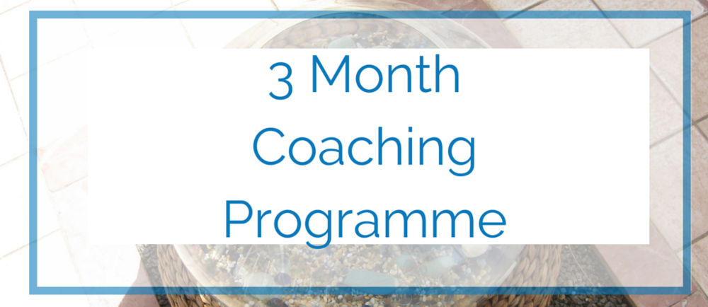 3 month coaching package