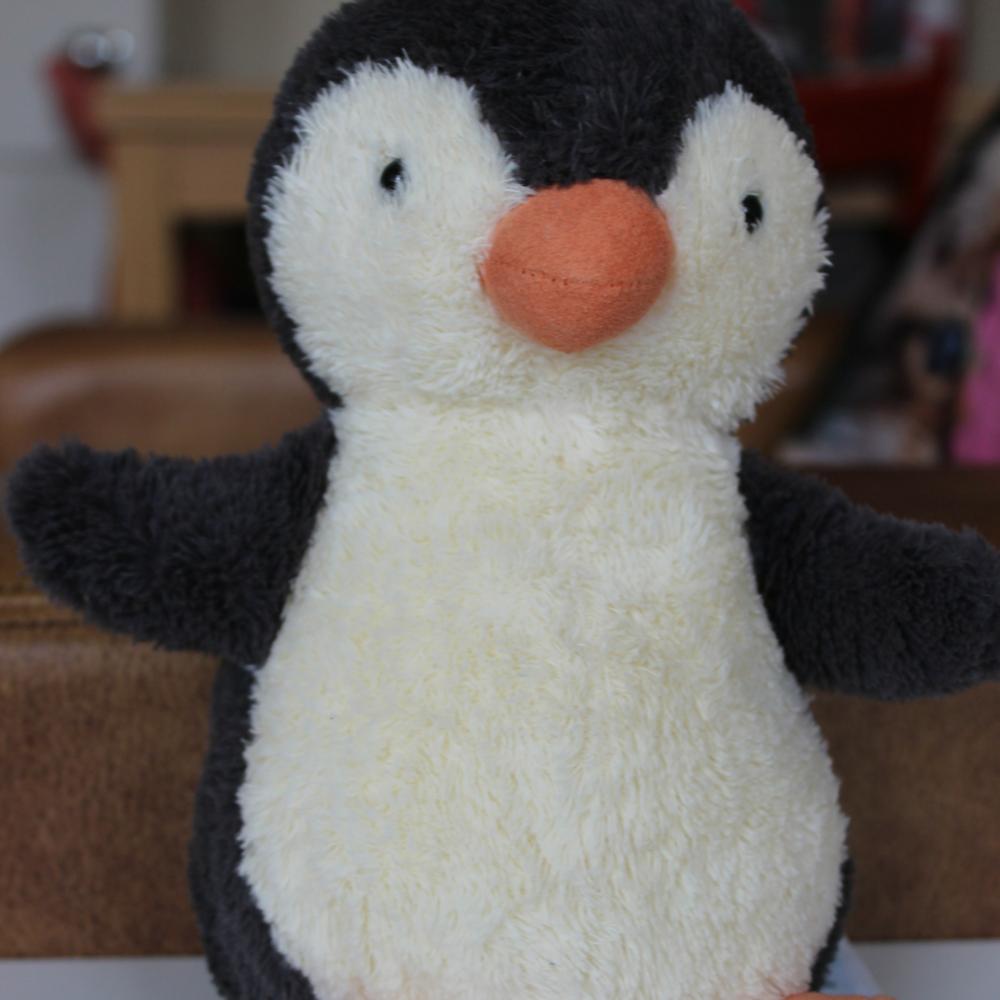 Jelly Cat penguin