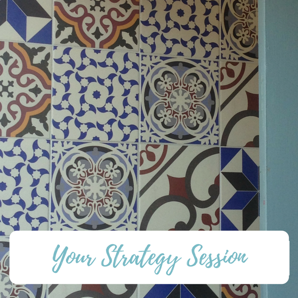 Strategy session