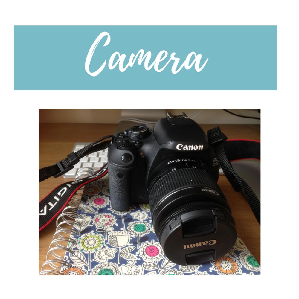 Camera 600d