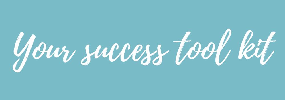 Success toolkit