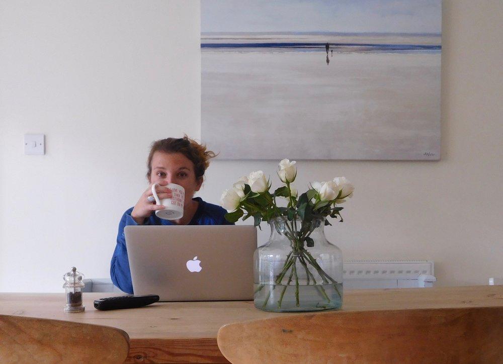 Kate Starkey | Cheltenham Maman