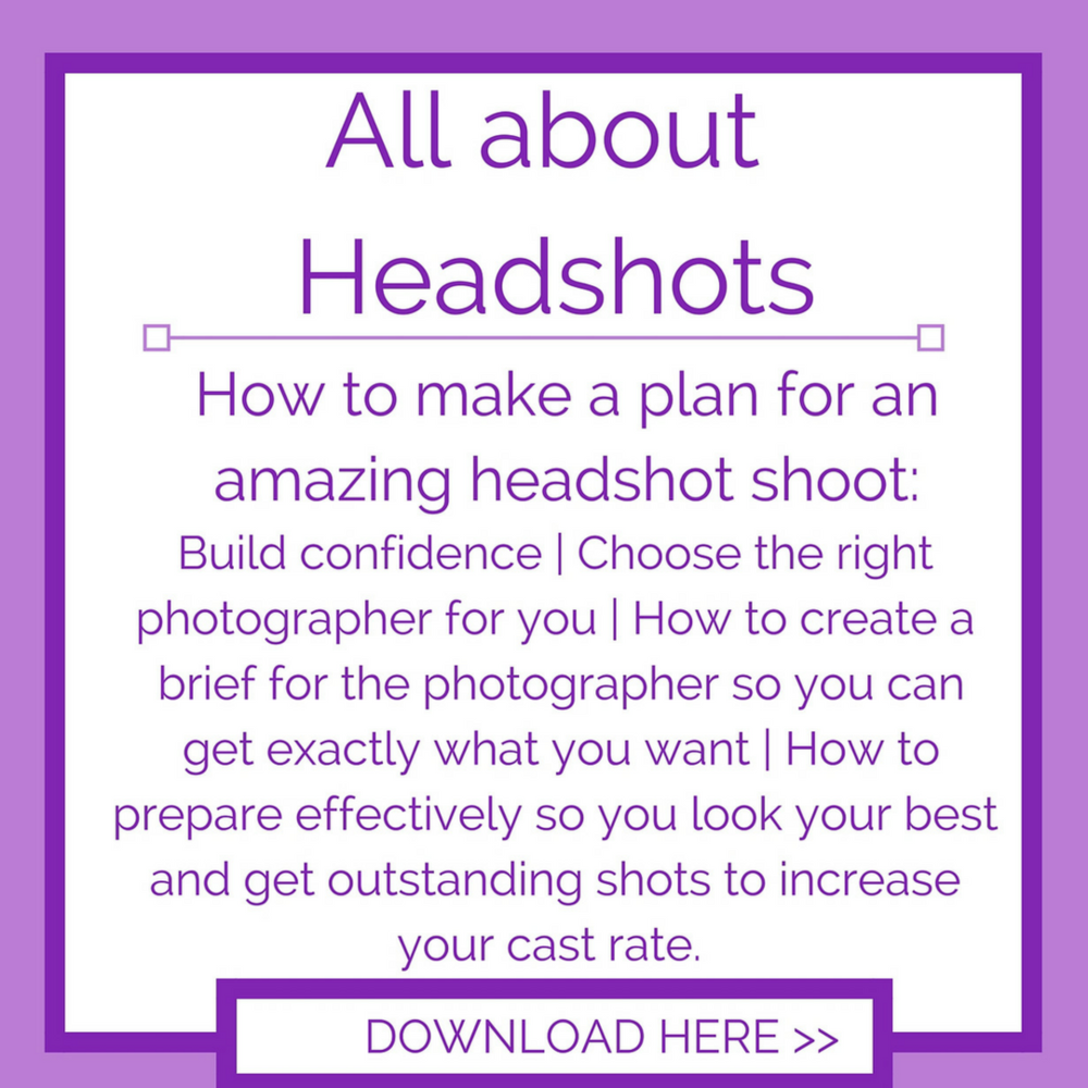 All about headshots