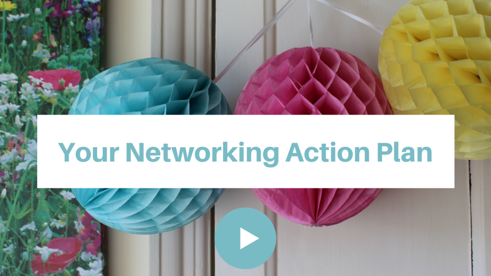 Networking action plan