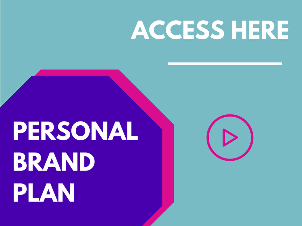 Personal Brand Plan Nicky Raby