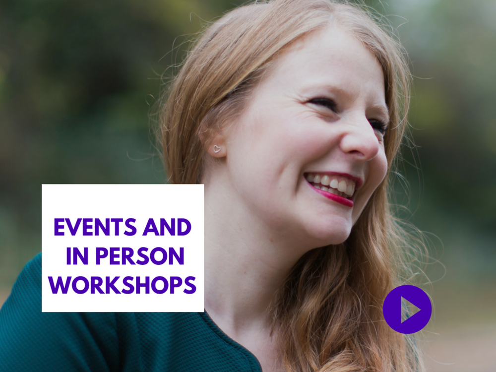 Nicky Raby Events and workshops