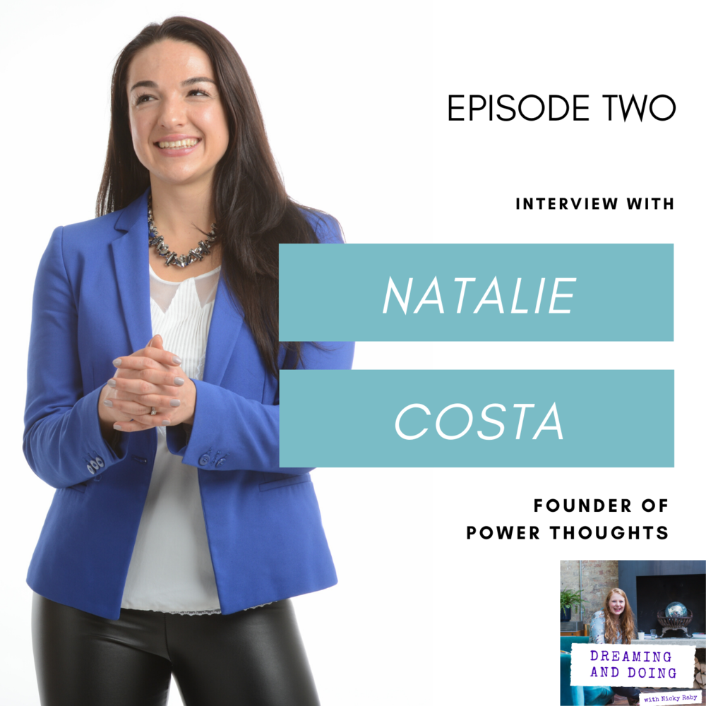 Episode Two: Natalie Costa