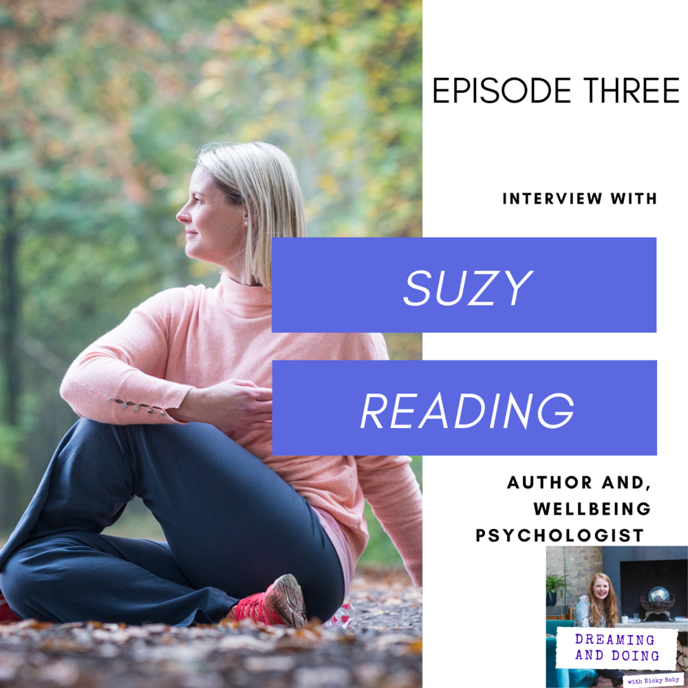 Episode Three: Suzy Reading