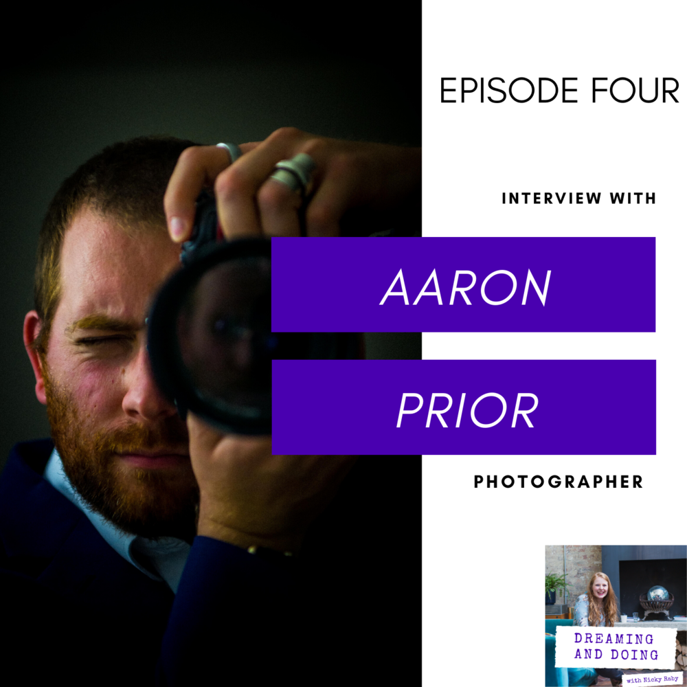 Episode Four: Aaron Prior