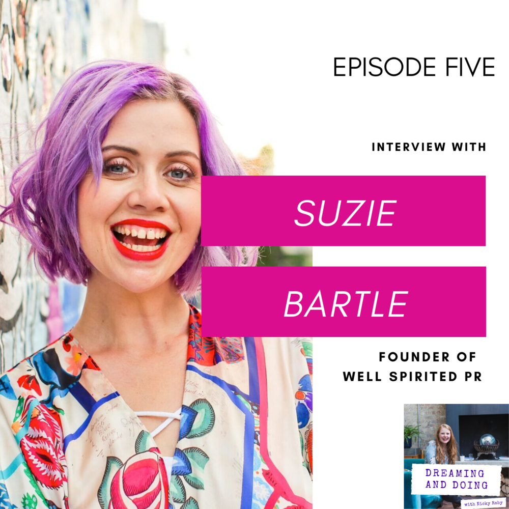 Episode Five: Suzie Bartle