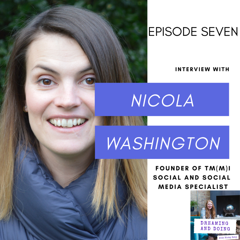 Episode Seven: Nicola Washington