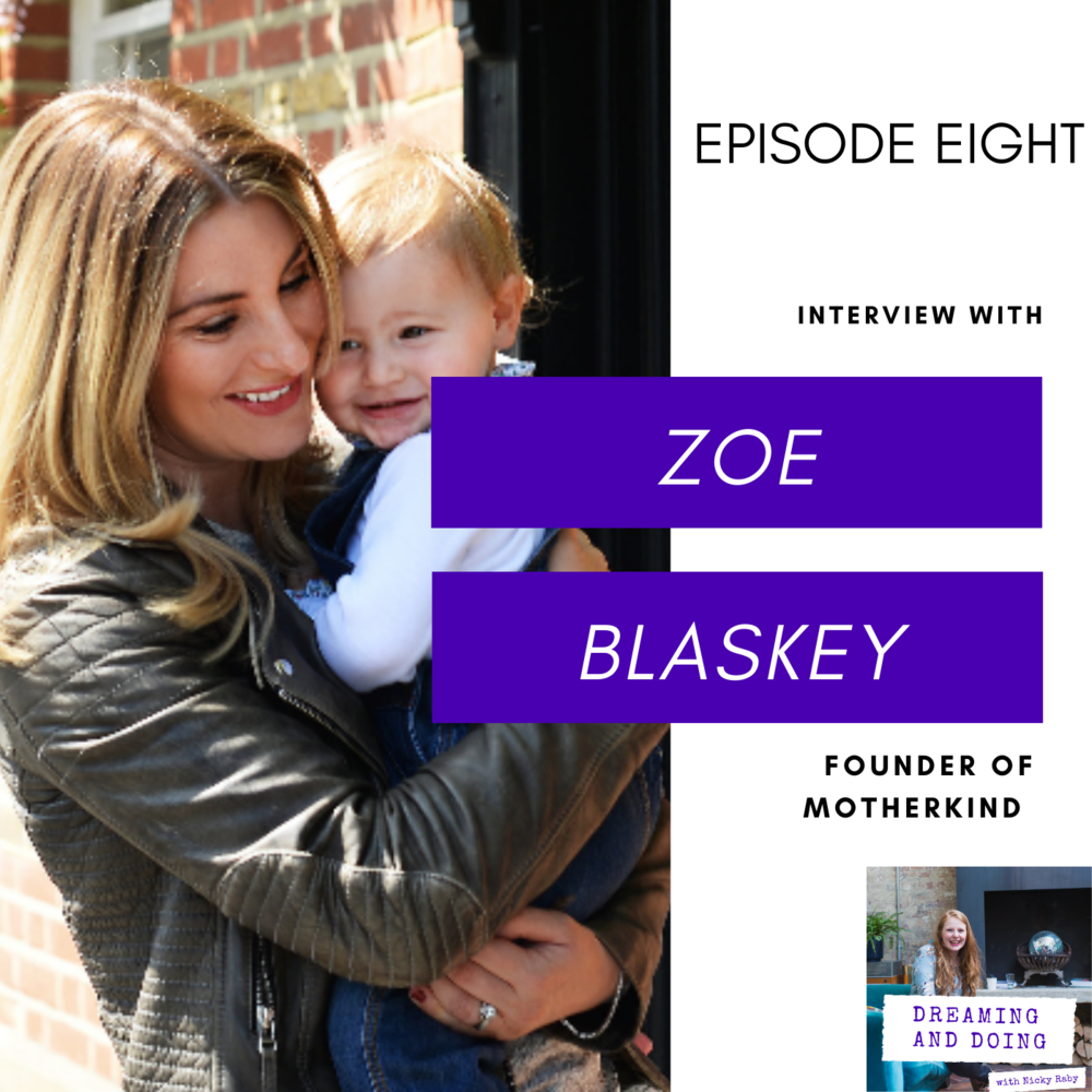 Episode Eight: Zoe Blaskey